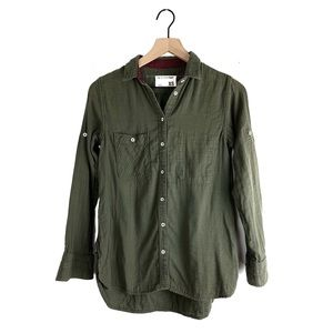 Rag & Bone Cotton Button Down Shirt